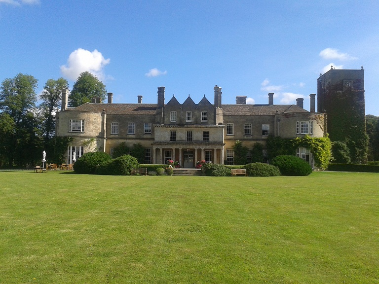 Luckham Park luxury hotel near Bath