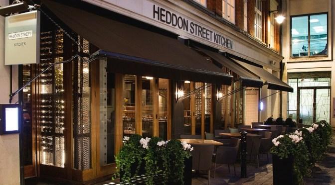 Heddon Street Kitchen: lacks Gordon Ramsay's fire