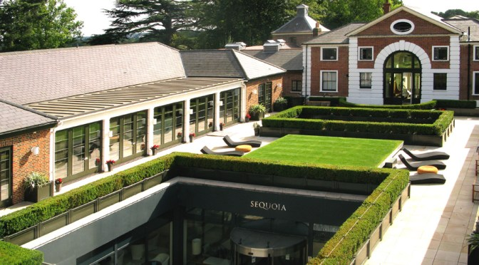 The Grove Hotel: luxury country living at its finest