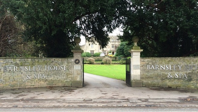 Barnsley House – a wonderfully cosy Cotswolds hideaway