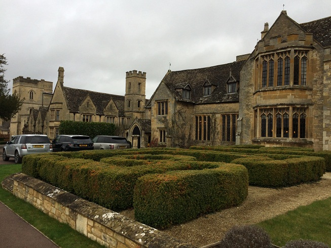 Ellenborough Park review
