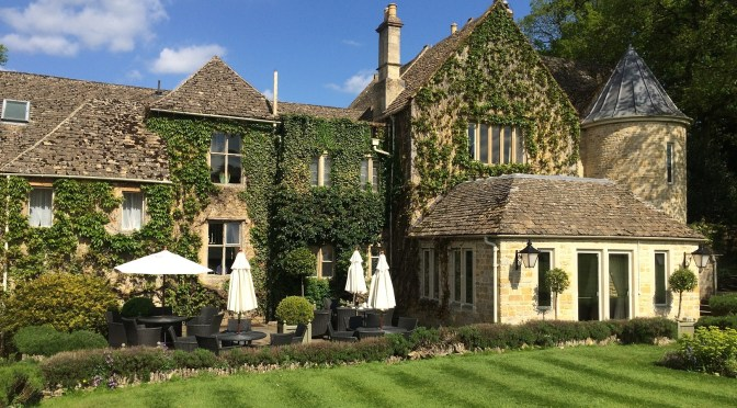 Quintessential Cotswolds retreat at Lords of the Manor, Upper Slaughter