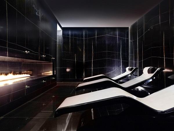 spa at the five star Corintha hotel London