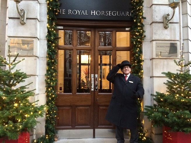 royal horseguards hotel review