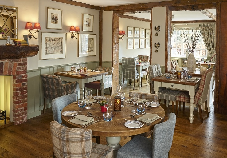 bell inn new forest review