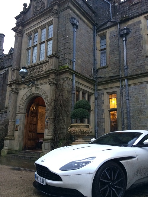 bovey castle luxury hotel