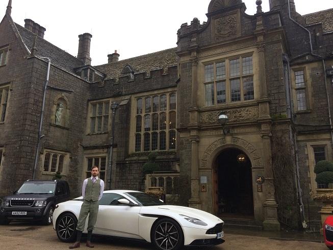 Bovey Castle luxury hotel