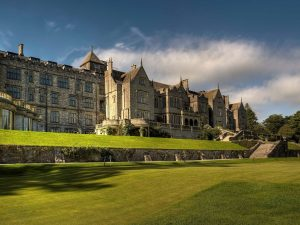 best luxury country house hotels for Christmas
