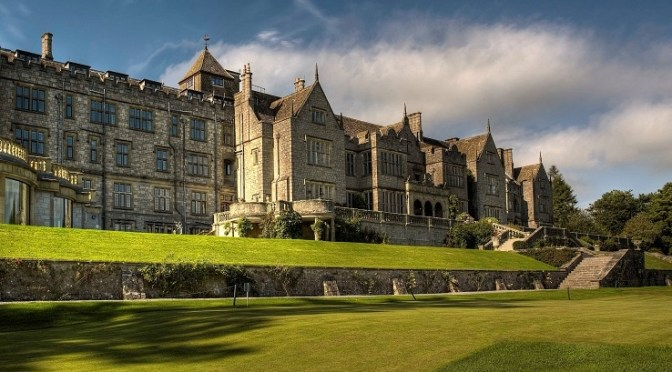Bovey Castle: a friendly, historic, luxury Dartmoor hotel stay