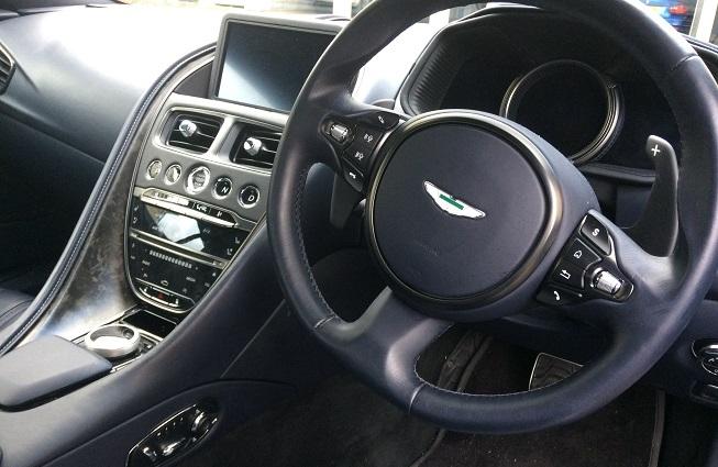drive an Aston Martin DB11