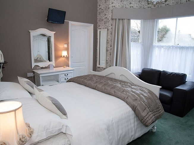 Isle of Wight bed and breakfast Shanklin
