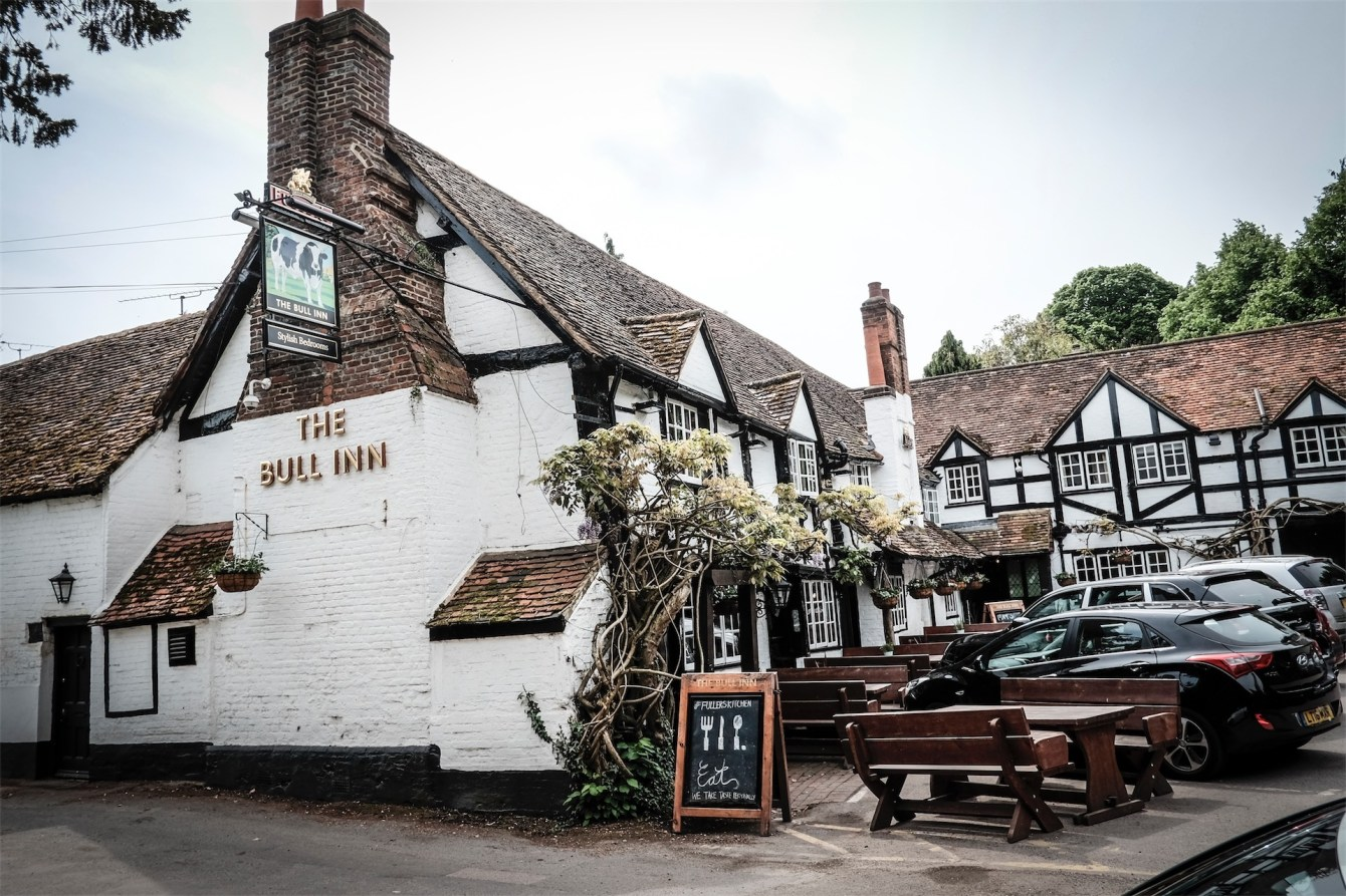 The Bull at Sonning pub