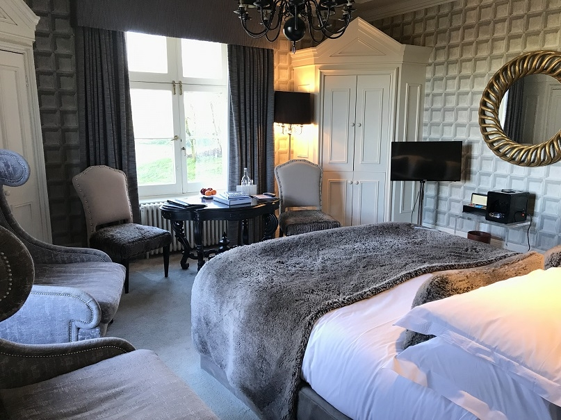 Maison Talbooth luxury hotel Essex