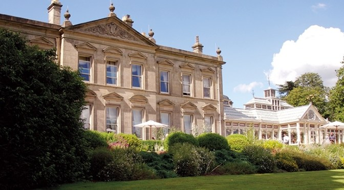 Drama and country house charm during a stay at Kilworth House hotel