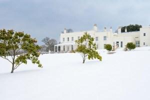 Lympstone Manor Christmas