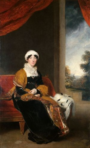 Sir Thomas Lawrence (English,Portrait of Eleanor, Lady Wigram, 1815-1816