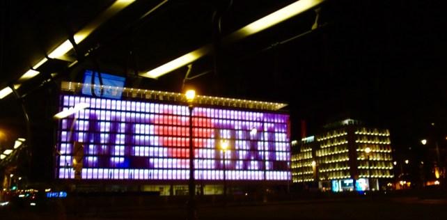 Bruxelles comme des locaux