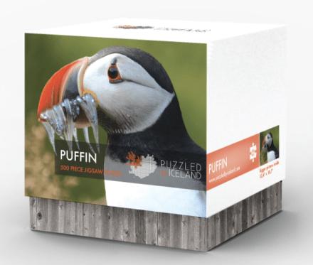 Shop: Puffins Profile 500 pcs Puzzle