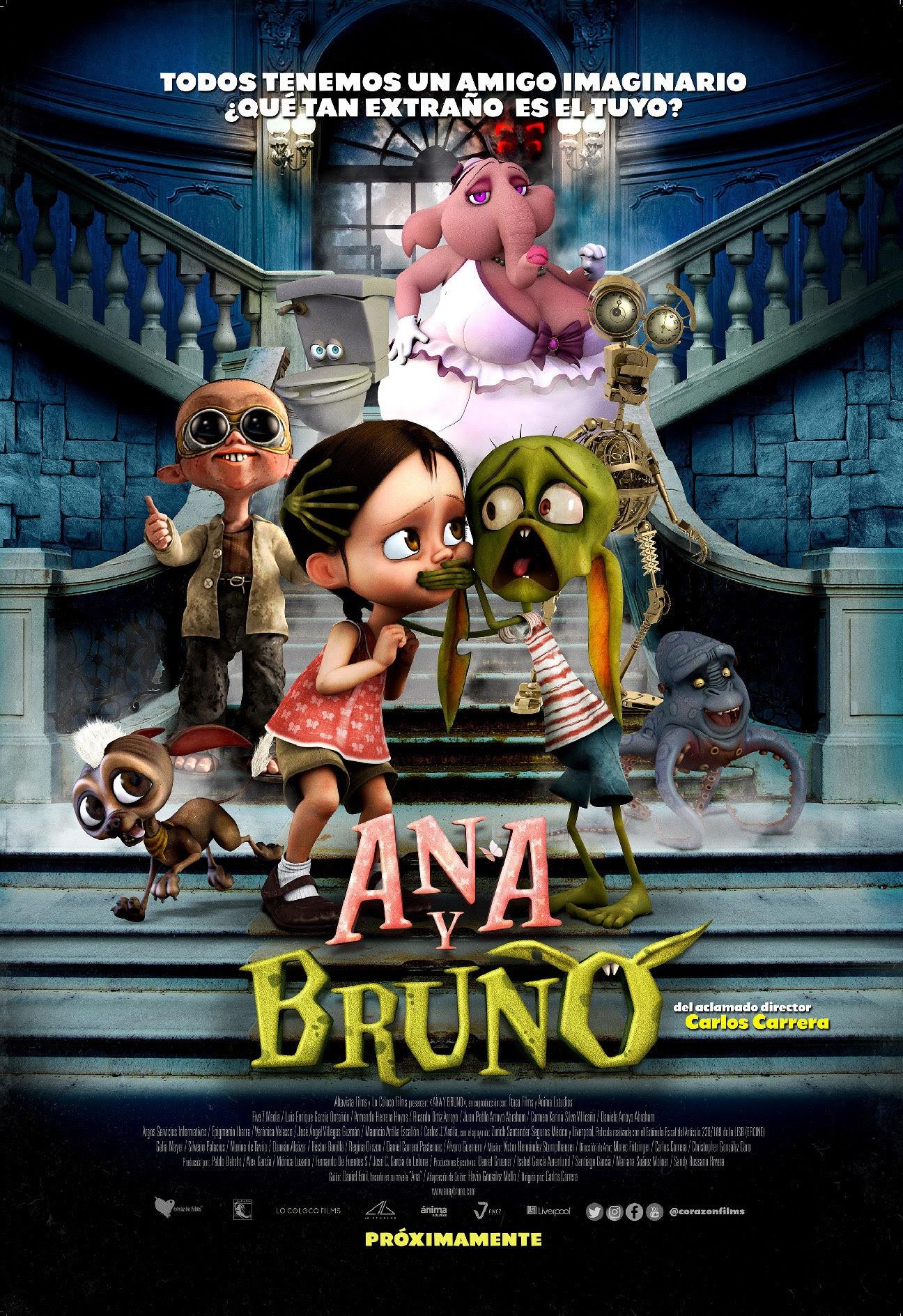 Ana y Bruno / Estreno: 31 de agosto
