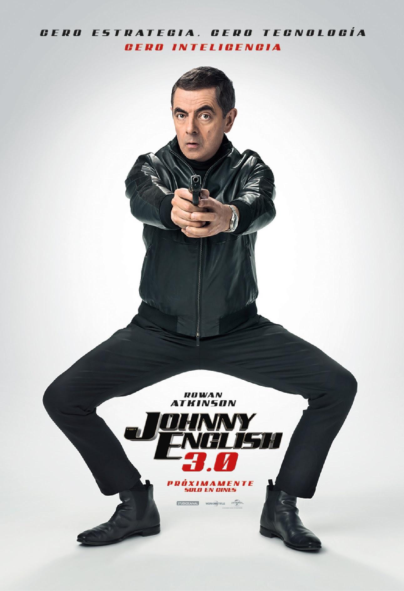 #DateAlaFuga #Cortesías / Johnny English 3 / 11 de septiembre