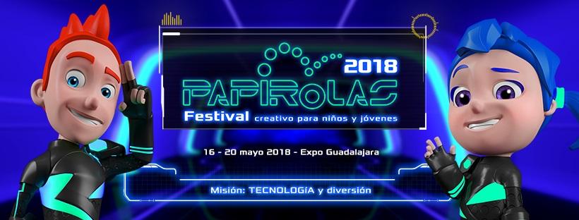 Papirolas / Expo Guadalajara