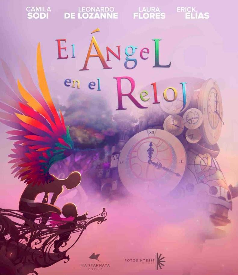 El Ángel en el Reloj / Estreno 25 de mayo