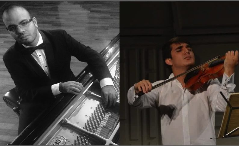 Brahms – Sonatas para Violín y Piano / PALCCO