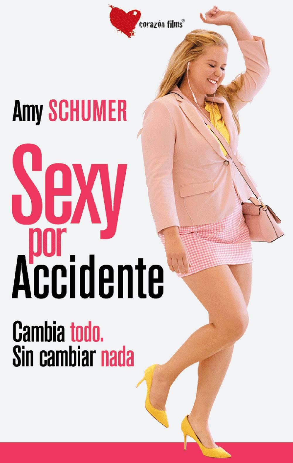 #DateAlaFuga #Cortesías / Sexy por accidente: la película más sensual del año / Estreno: 1 de junio