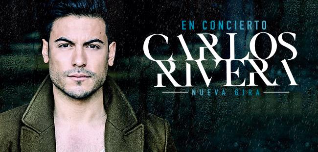 Carlos Rivera / Auditorio Telmex