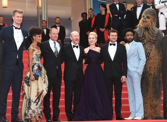 Han Solo: Una Historia de Star Wars – Cannes / Foto Galería y Entrevistas