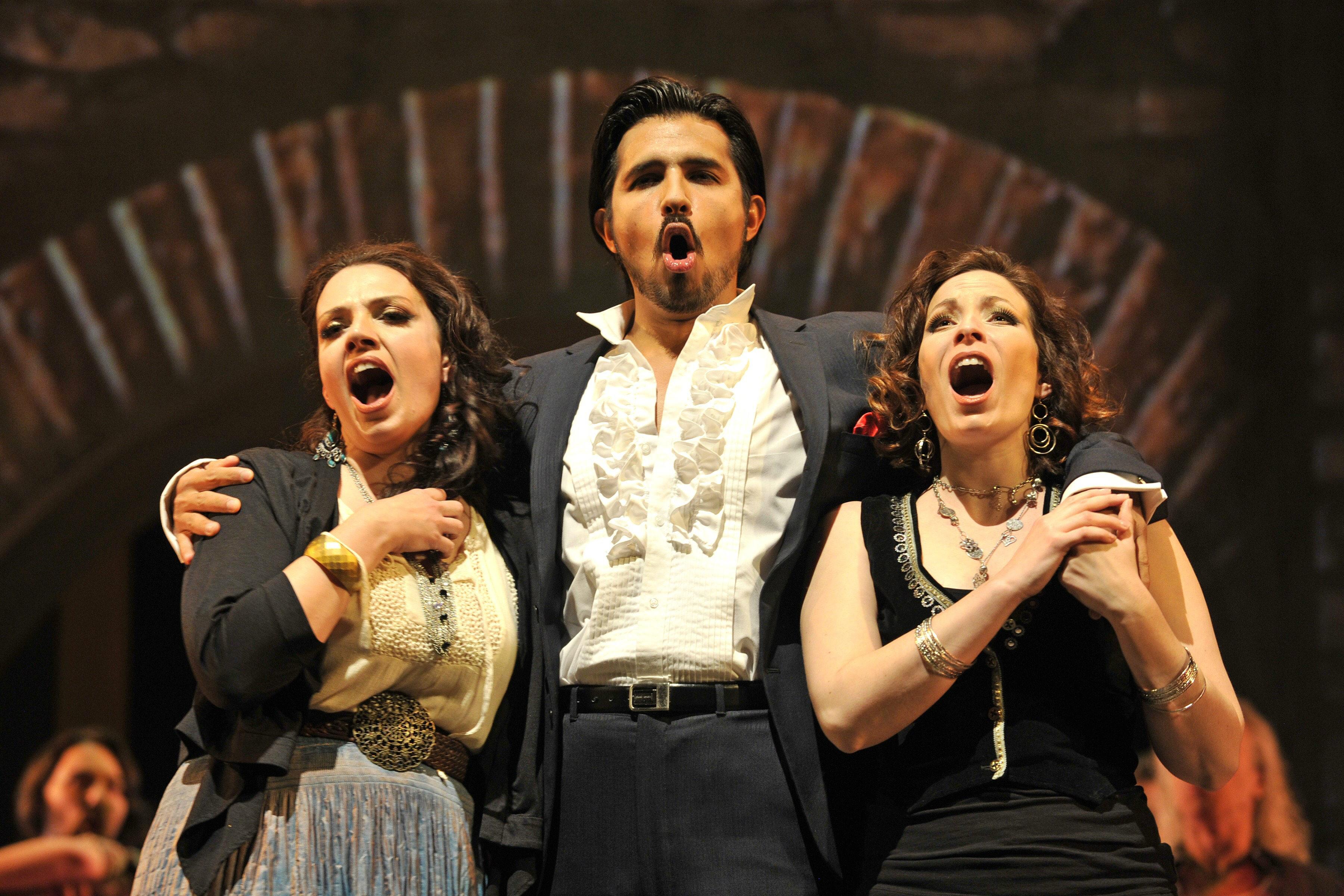 El barítono Armando Piña debuta con la Ópera de Quebéc