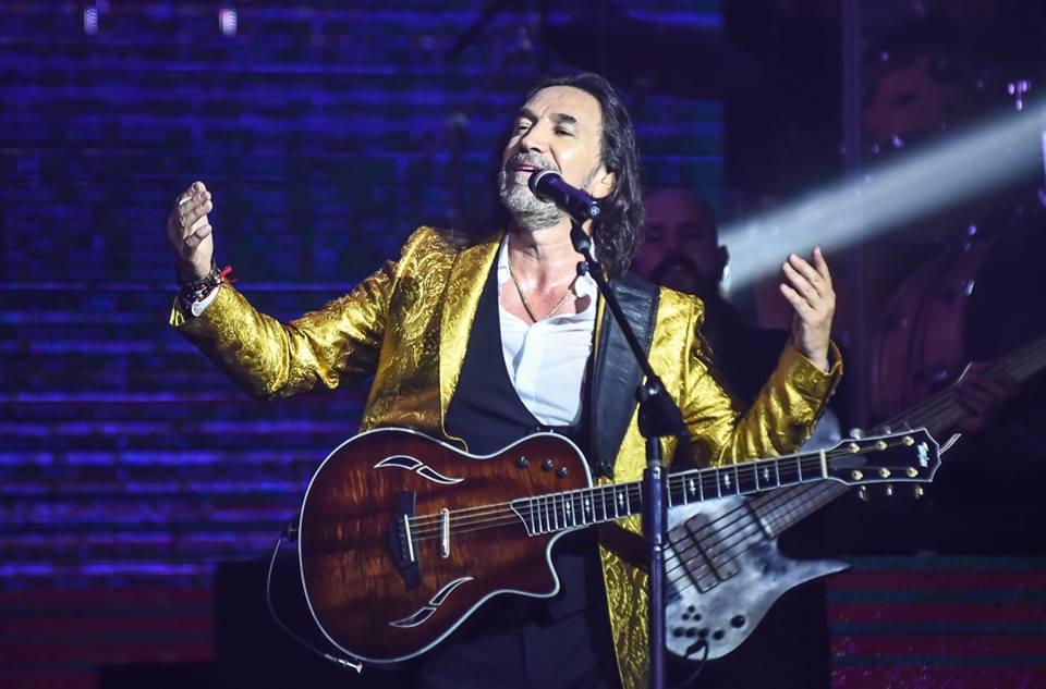 Marco Antonio Solís celebró 40 años de carrera en Guadalajara