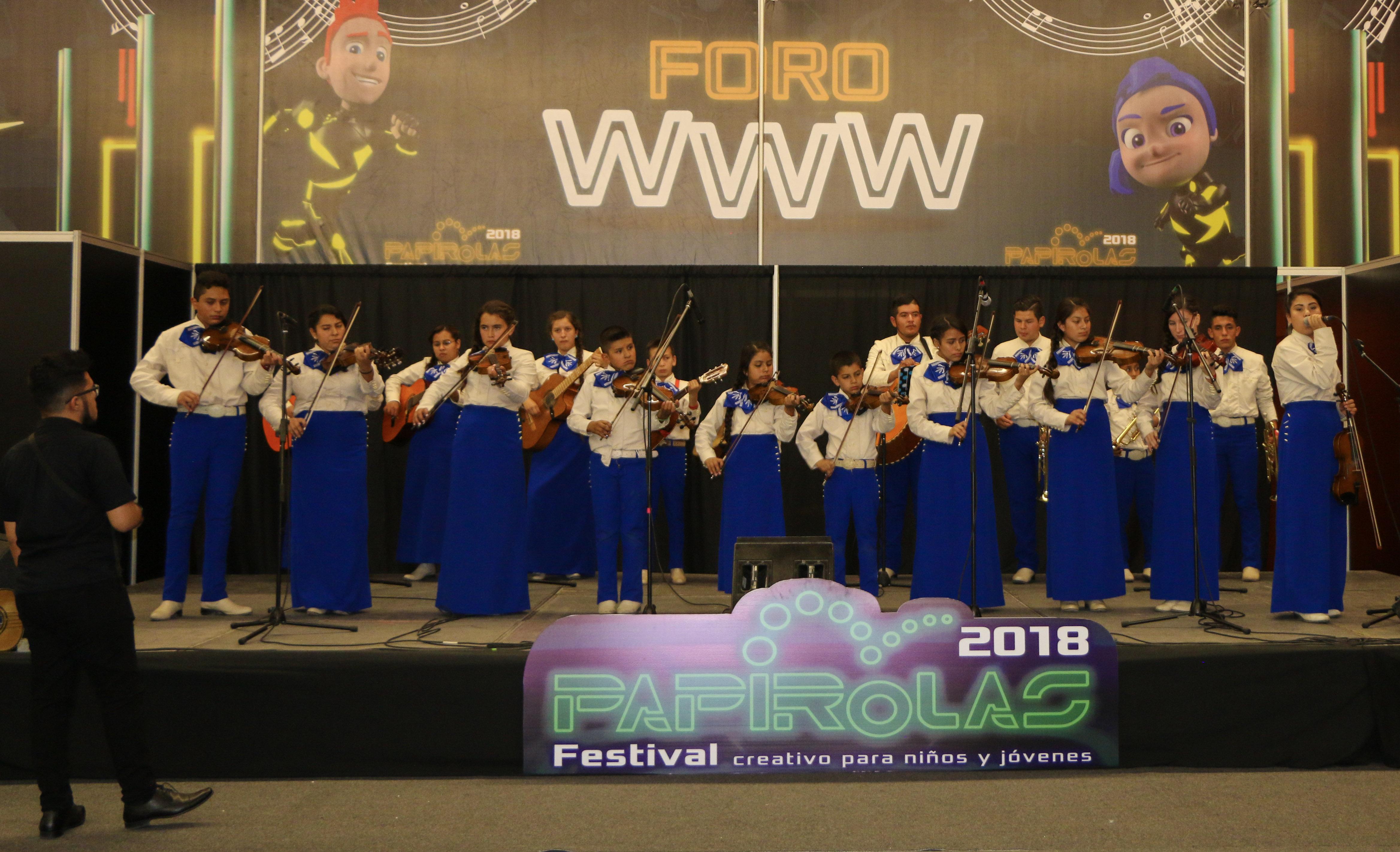 Participa Cultura Jalisco en Papirolas