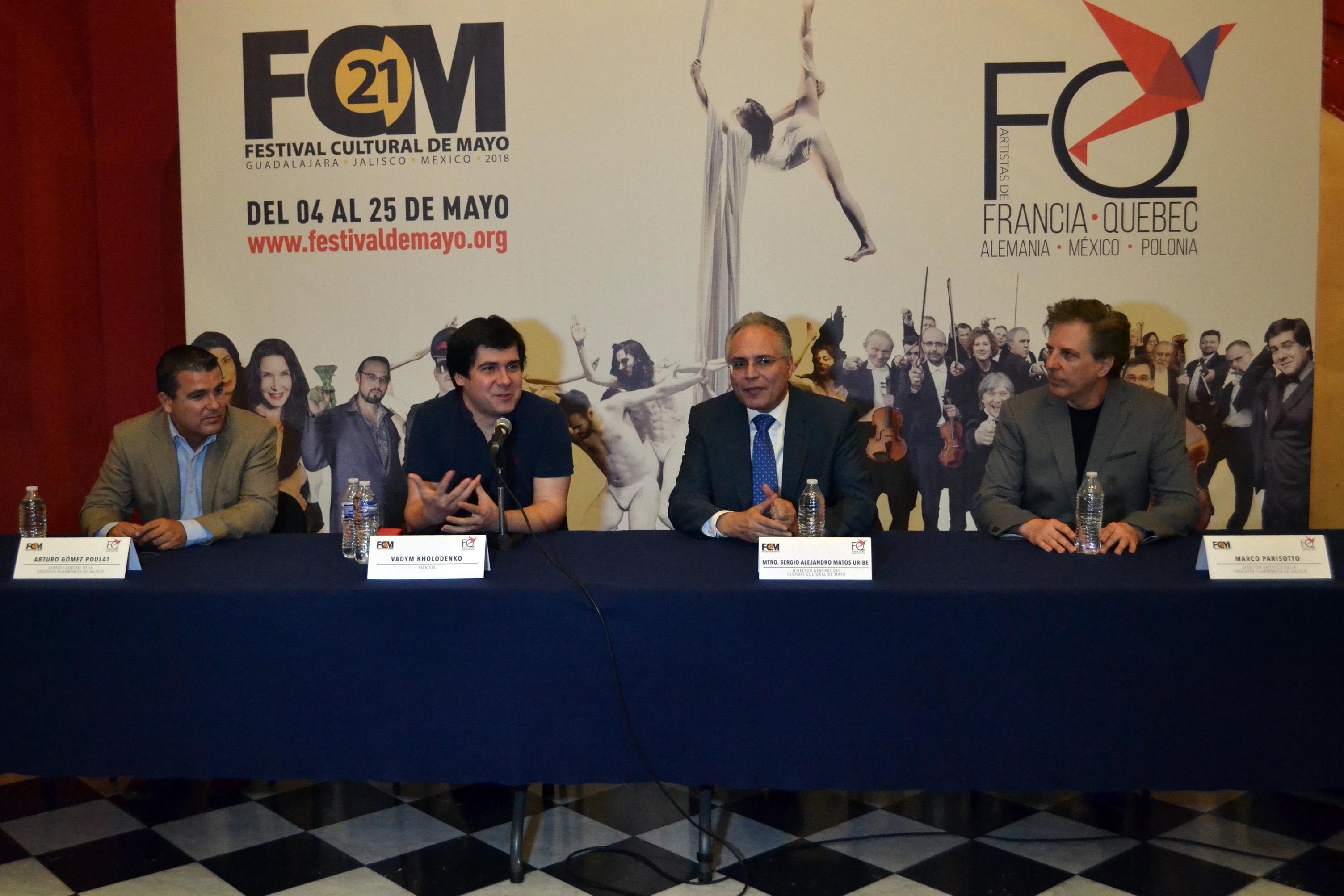 Llega a su fin la edición 21 del Festival Cultural de Mayo / Teatro Degollado
