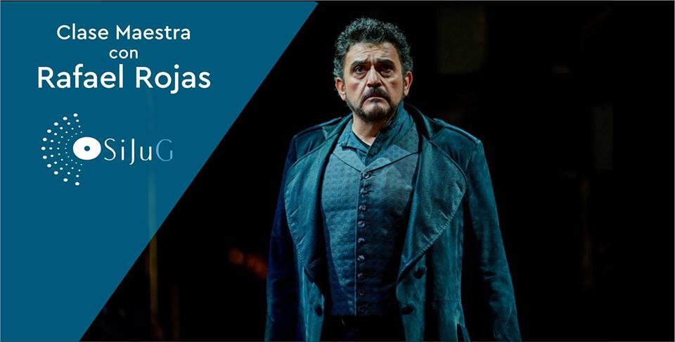 La Orquesta Sinfónica Juvenil de Guadalajara ofrecerá Máster Class con el  tenor jalisciense: Rafael Rojas.