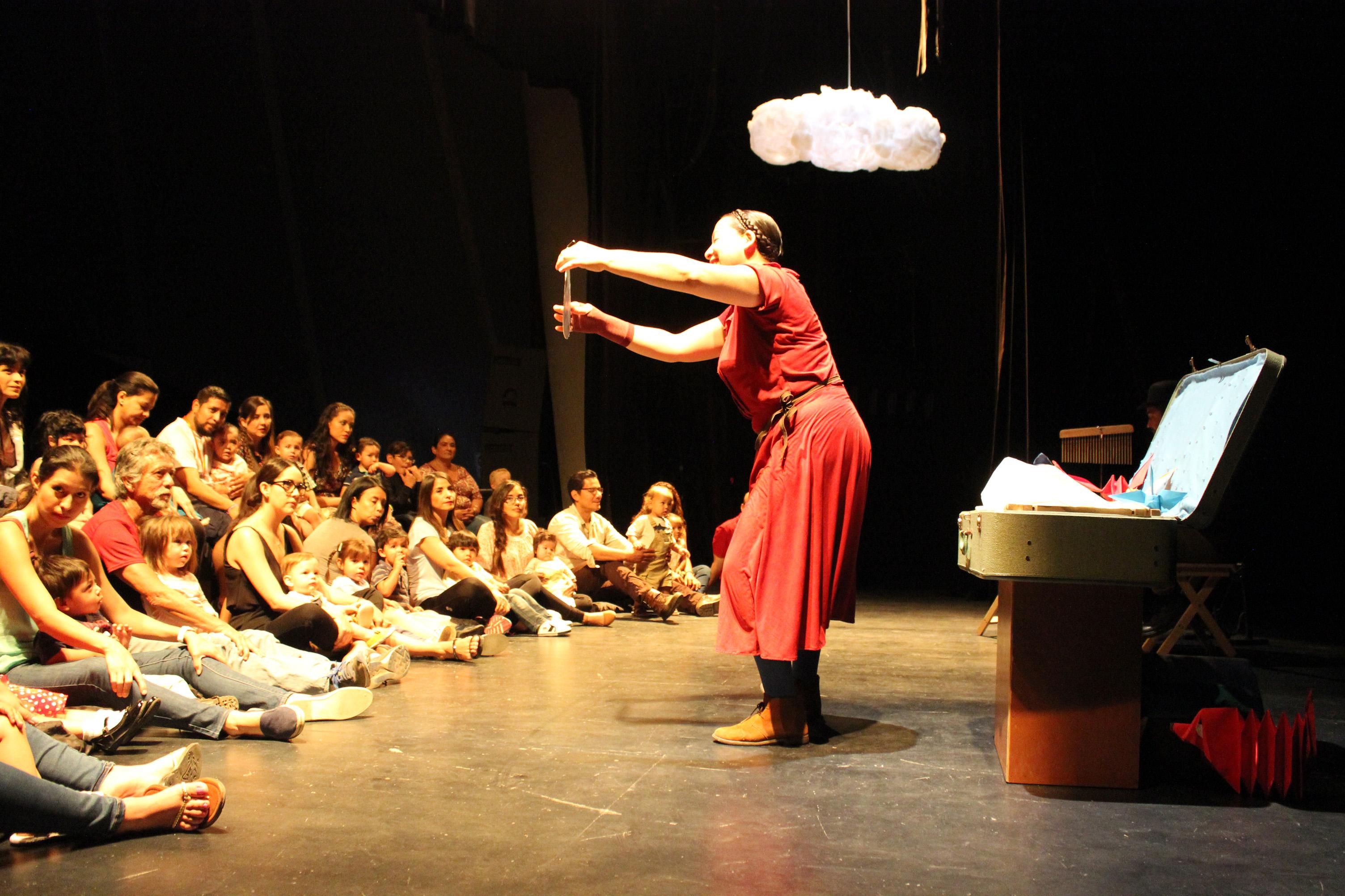 Invitan a grupos de teatro de Jalisco a participar en el Festival de Teatro para Bebés, Niños y Jóvenes del Centro Occidente