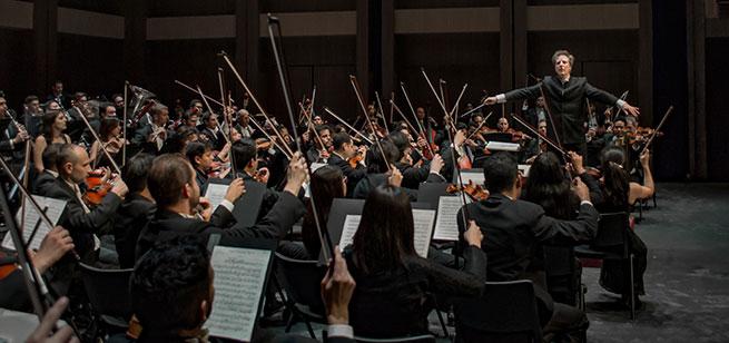 Las Sinfonías de Mahler: La Novena / Conjunto de Artes Escénicas