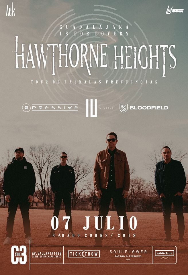 Hawthorne Heights / C3 Stage