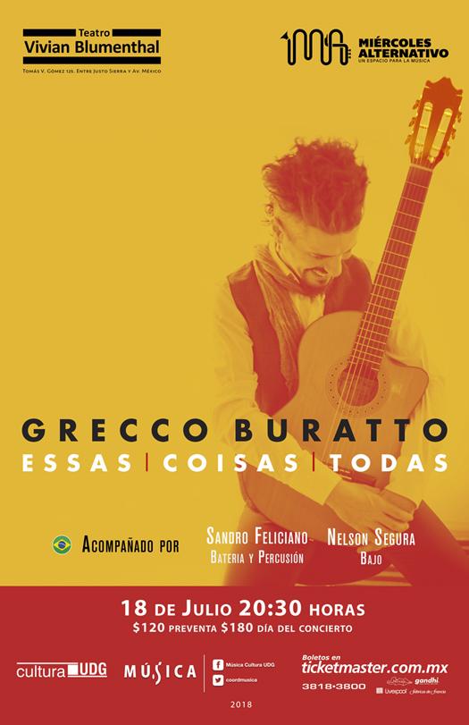 Grecco Buratto / Teatro Vivian Blumenthal