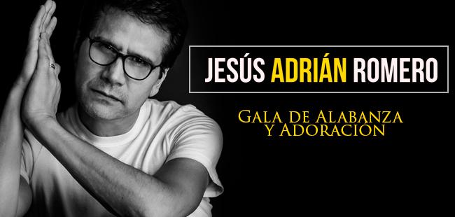 Jesus Adrian Romero / Auditorio Telmex
