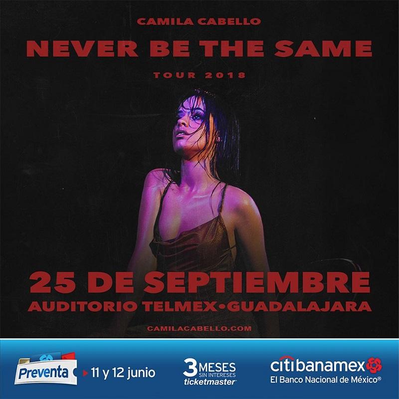 Camila Cabello / Auditorio Telmex