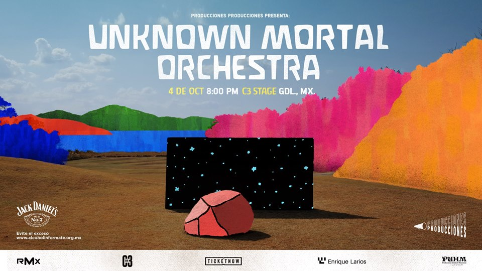Unknown Mortal Orchestra / C3 Stage