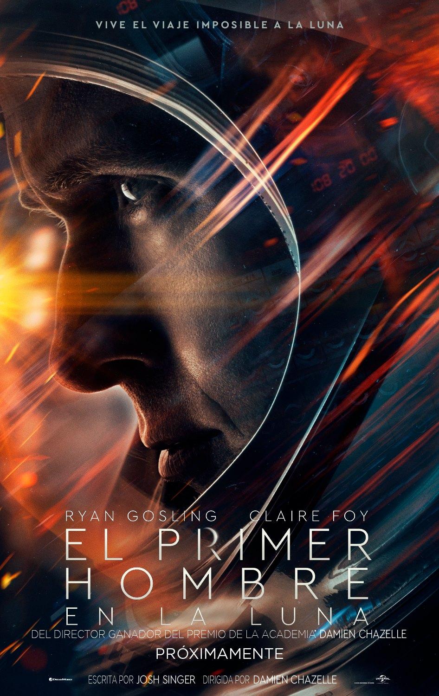 El primer hombre en la luna Primer Tráiler / Estreno en cines: 30 de noviembre