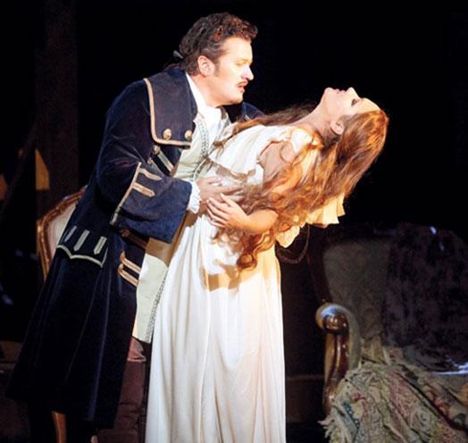 En vivo desde el Met de NY presenta: Adriana Lecouvreur de Francesco Cilea / Teatro Diana