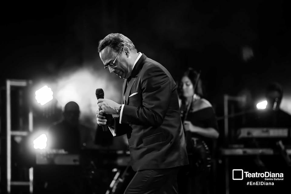 """Gilberto Santa Rosa, """"40 y contando"""""""