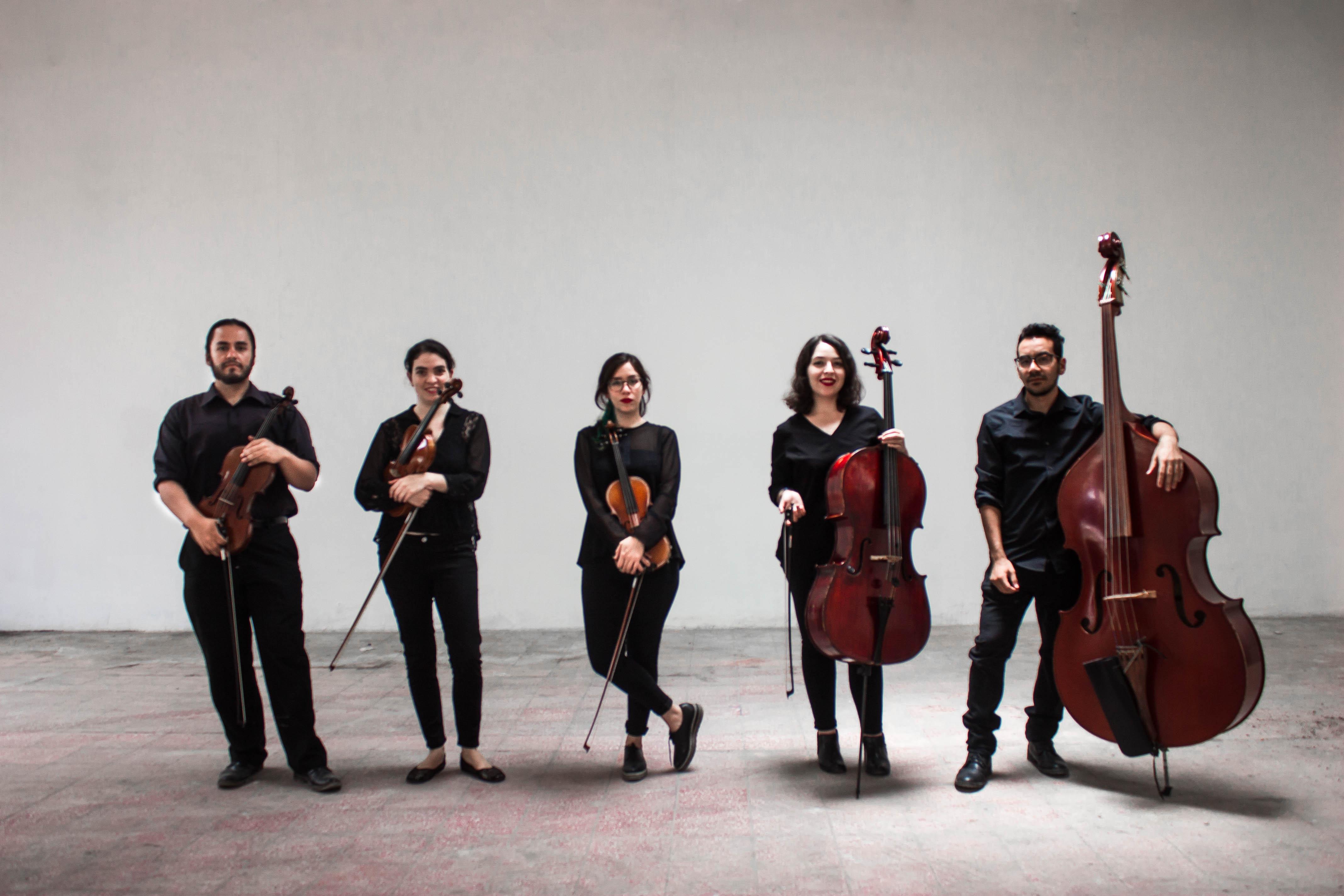 Ensamble Supercluster presentará recital inspirado en Luis Barragán / Centro Cultural Constitución / Auditorio del Instituto Pierre Faure