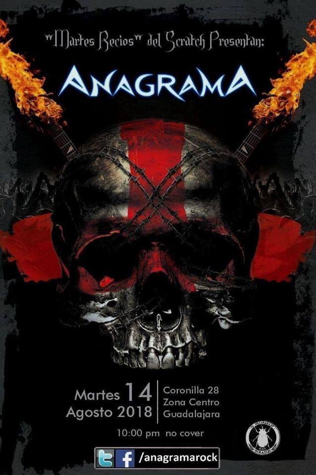 Anagrama / Coronilla 28
