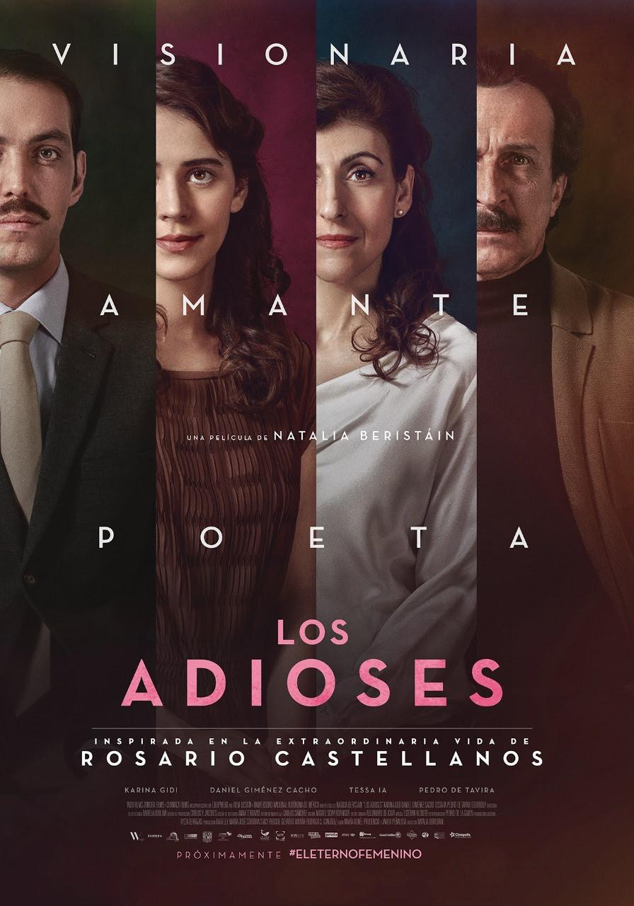 LOS ADIOSES de Natalia Beristáin / Estreno: 24 de agosto