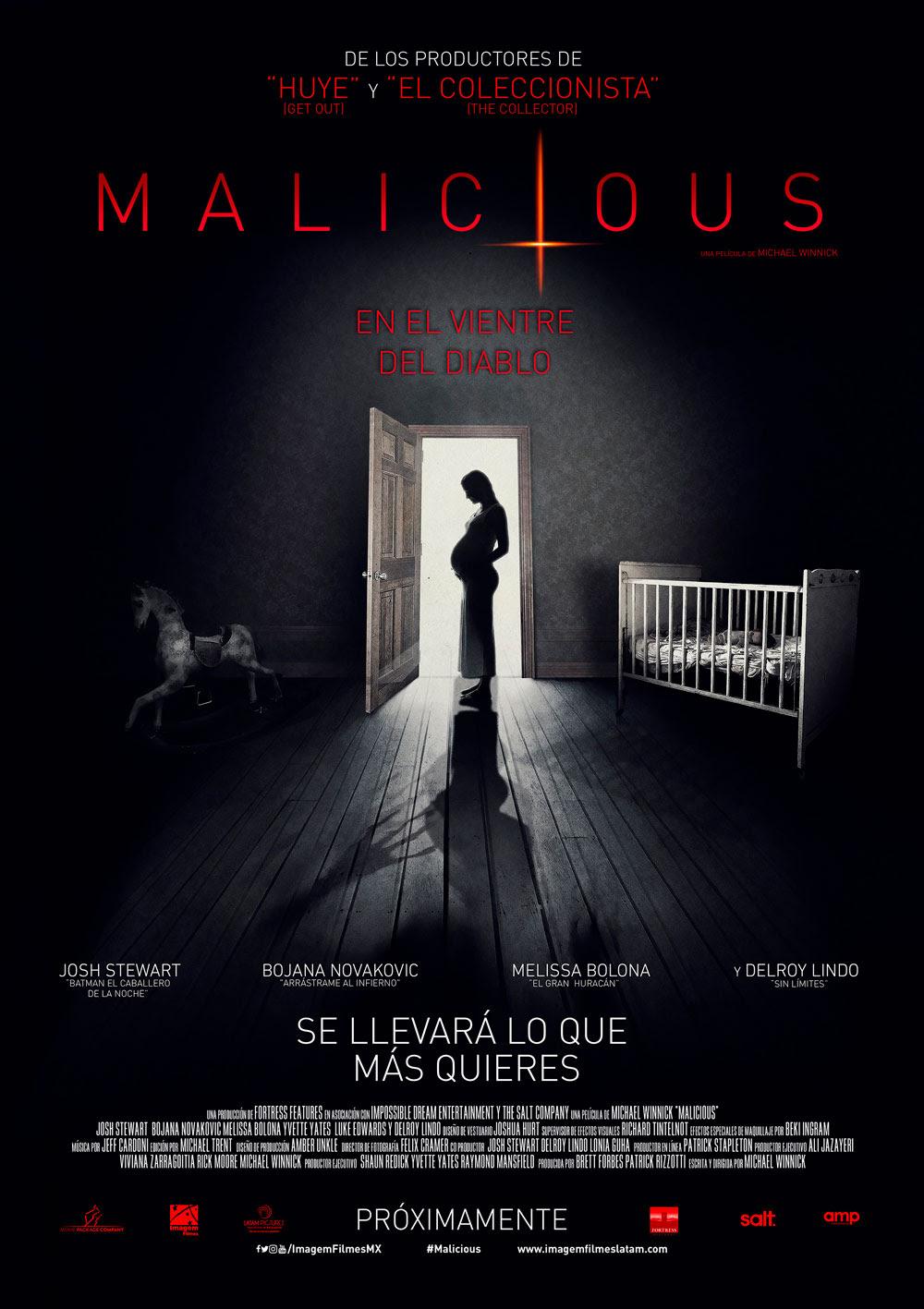 Malicious / Estreno: 28 de septiembre