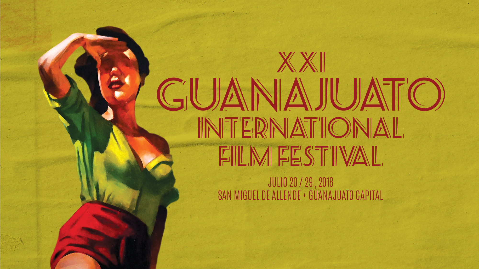 GIFF anuncia las películas mexicanas de su edición XXI